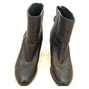 Brown leather Rag and Bone boots sz 38.5